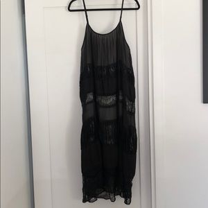 Gorgeous lined dress from